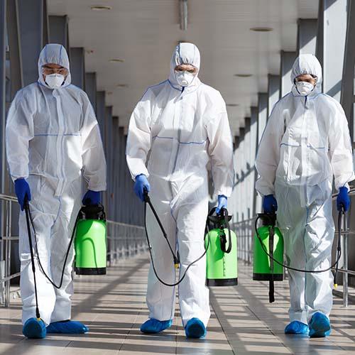 Meth Cleaning Professionals in Australia