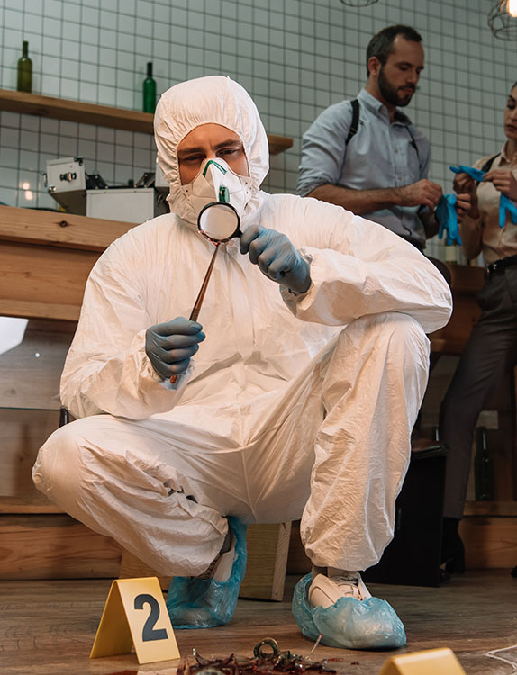 Forensic Cleaning Services in Australia